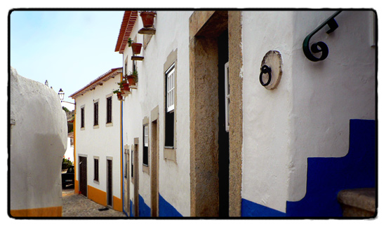 obidos-street