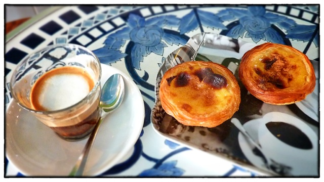 pasteis de nata petersham