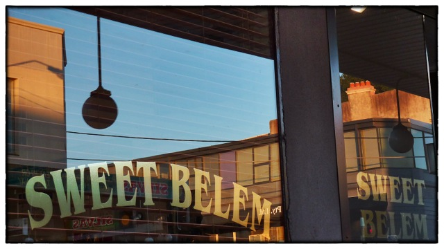 sweet belem cafe petersham