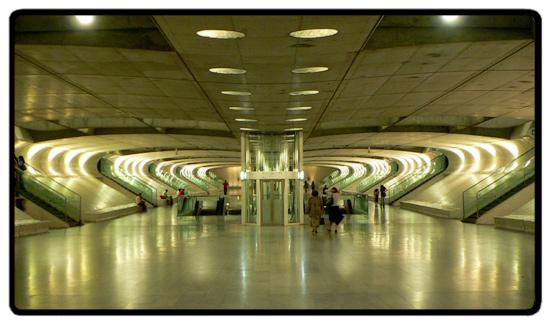 Gare de Oriente (Lisbon)