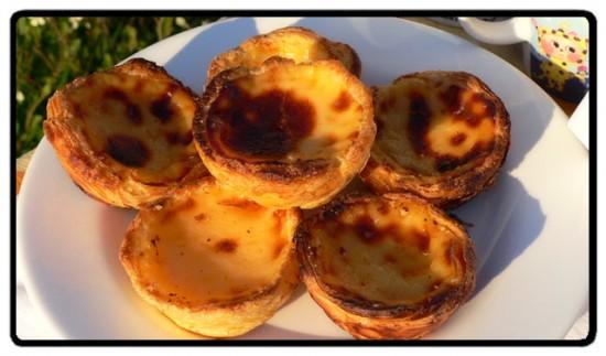 pasteis de nata (Portugese custard tart)