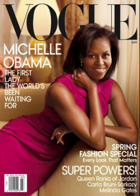 Michelle Obama's Arms