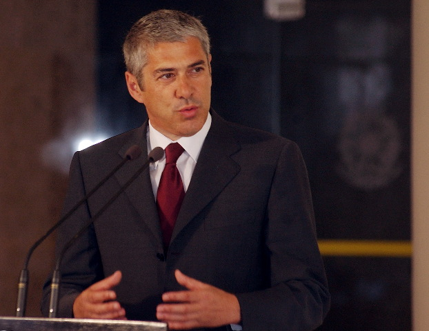 jose socrates prime minister portugal